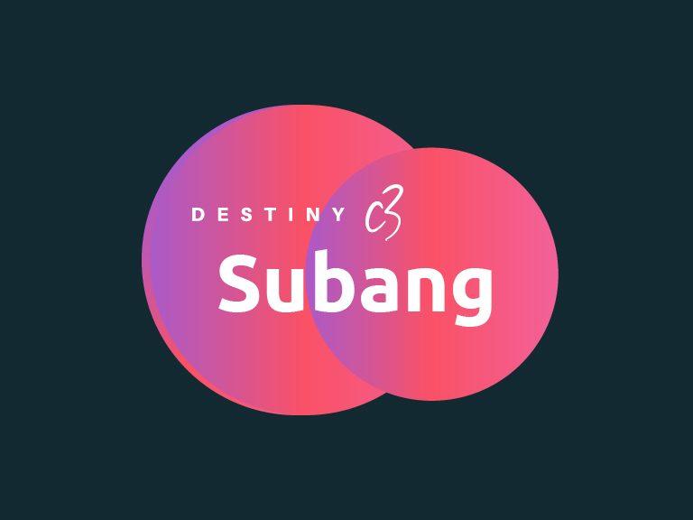 Destiny C3 Subang