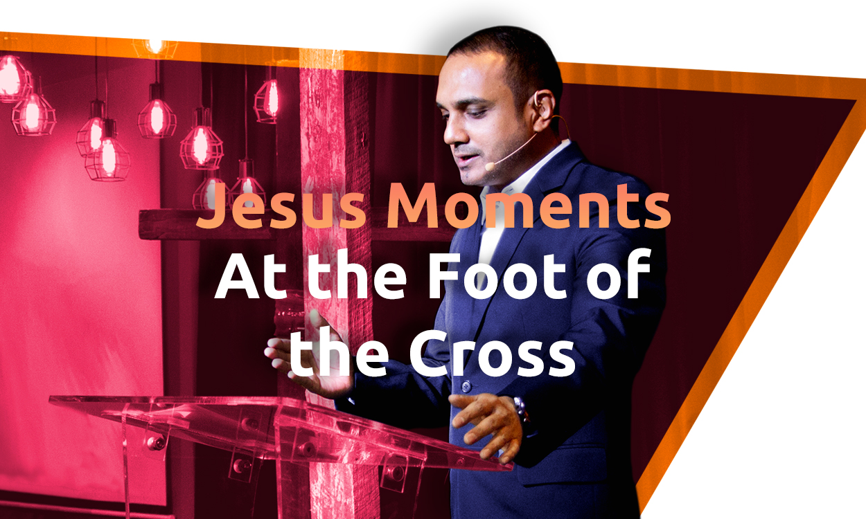 Jesus Moments - At the Foot of the ...