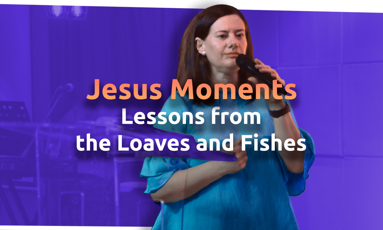Jesus Moments - Lessons from the...